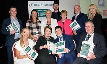 Health passport launch